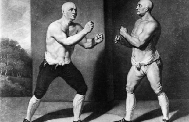 Zur Geschichte des Boxens