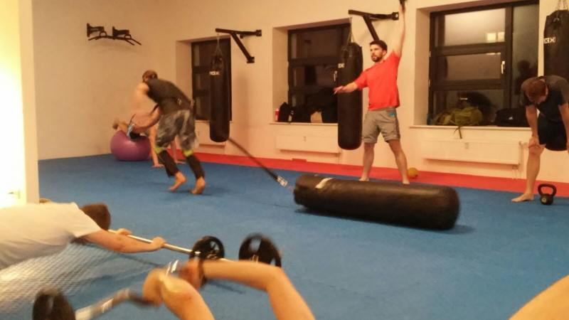 Functional Training bei KimKongSports